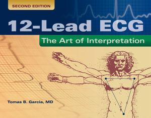 Cover of 12-Lead ECG