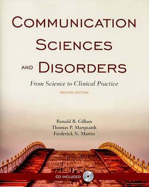 Cover of Communication Sciences and Disorders