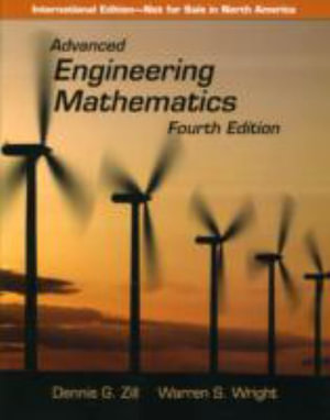 Cover of Advanced Engineering Mathematics