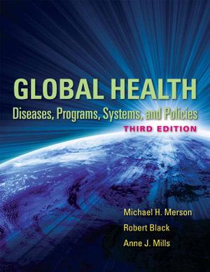 Cover of Global Health 3e