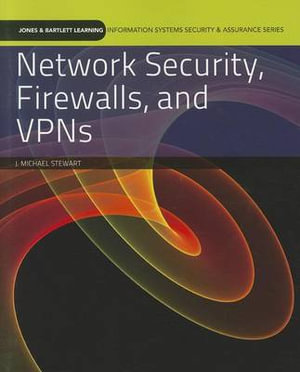 Cover of Network Security, Firewalls, and VPNs