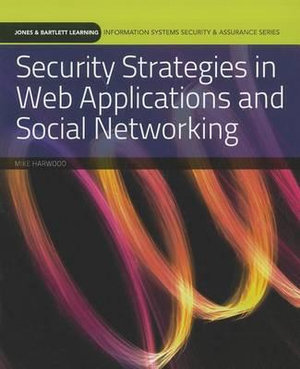 Cover of Security Strategies in Web Applications and Social Networking