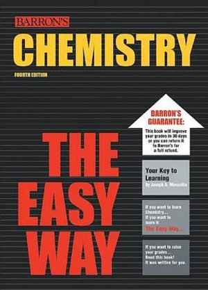 Cover of Chemistry the Easy Way