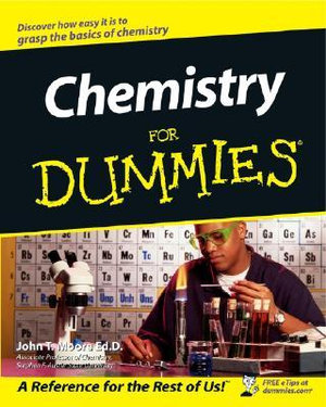 Cover of Chemistry For Dummies