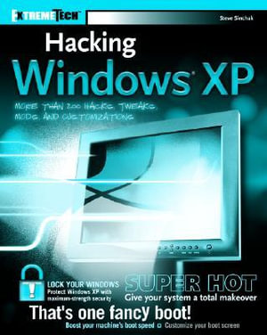 Cover of Hacking Windows XP
