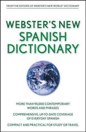 Cover of Webster's New World Roget's A-Z Thesaurus Custom