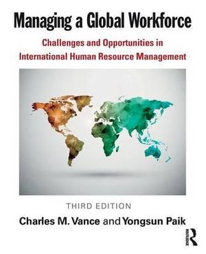 Cover of Managing a Global Workforce
