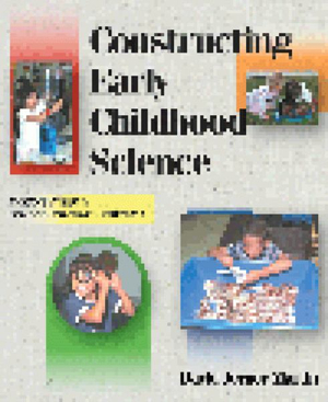 Cover of Constructing Early Childhood Science