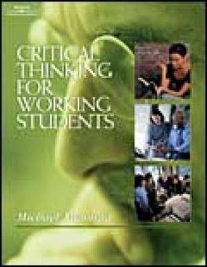 Cover of Critical Thinking for Working Students