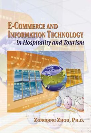 Cover of E-commerce & Information Technology in Hospitality & Tourism