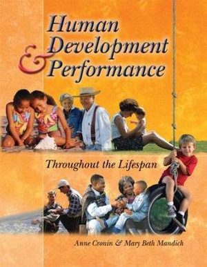 Cover of Human Development and Performance Throughout the Lifespan
