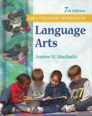 Cover of Early Childhood Experiences in Language Arts