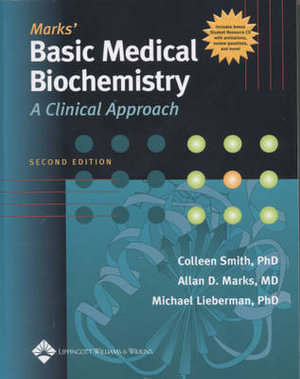 Cover of Marks' Basic Medical Biochemistry