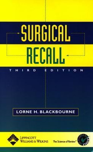 Cover of Surgical Recall