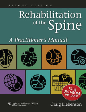 Cover of Rehabilitation of the Spine