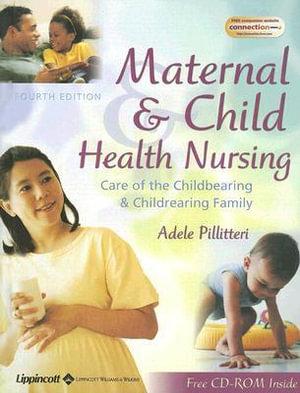 Cover of Lippincott's Pocket Manual of Nursing Practice