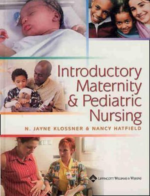Cover of Introductory Maternity & Pediatric Nursing