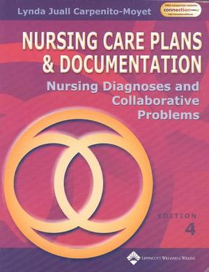 Cover of Nursing Care Plans & Documentation