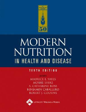Cover of Modern Nutrition in Health and Disease
