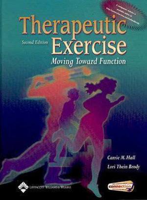 Cover of Therapeutic Exercise