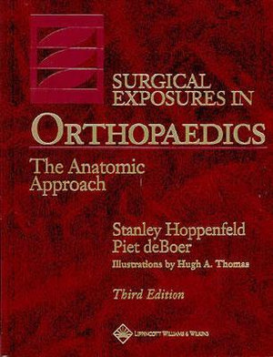 Cover of Surgical Exposures in Orthopaedics
