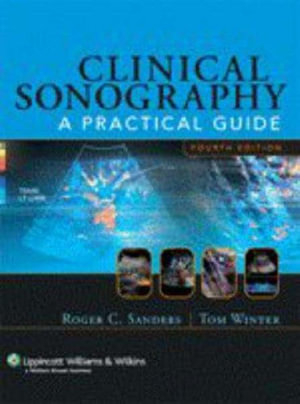 Cover of Clinical Sonography