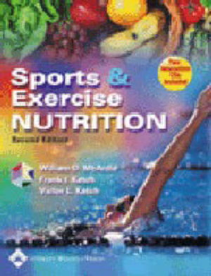 Cover of Sports and Exercise Nutrition