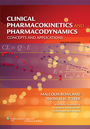 Cover of Clinical Pharmacokinetics and Pharmacodynamics