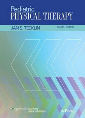 Cover of Pediatric Physical Therapy