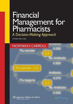 Cover of Financial Management for Pharmacists