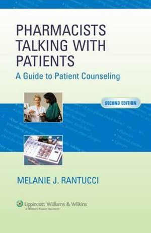 Cover of Pharmacists Talking with Patients