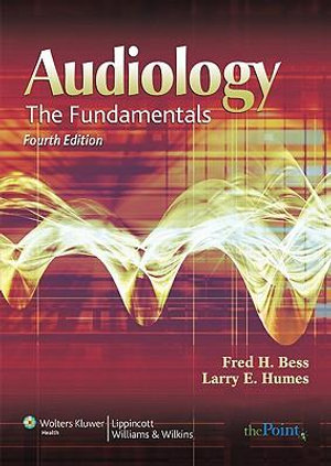 Cover of Audiology