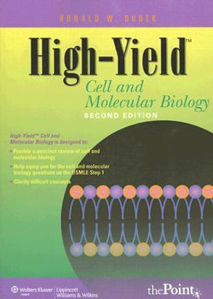 Cover of High-yield Cell and Molecular Biology