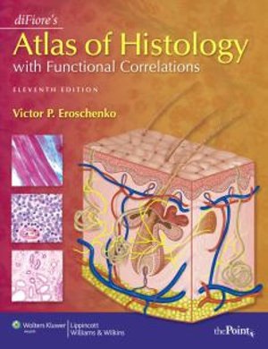 Cover of DiFiore's Atlas of Histology with Functional Correlations