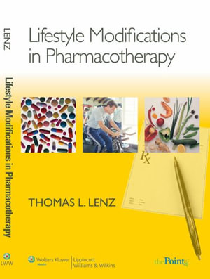 Cover of Lifestyle Modifications in Pharmacotherapy