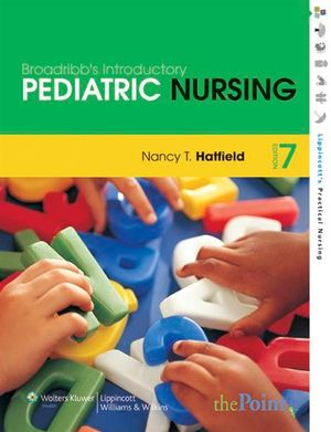 Cover of Broadribb's Introductory Pediatric Nursing