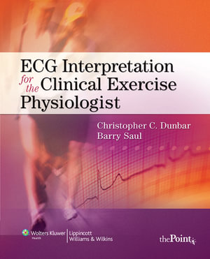Cover of ECG Interpretation for the Clinical Exercise Physiologist