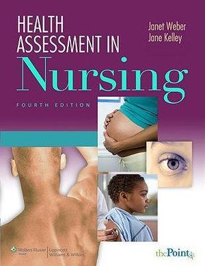 Cover of Health Assessment in Nursing