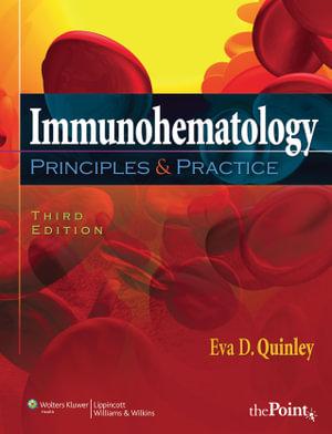 Cover of Immunohematology