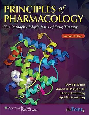 Cover of Principles of Pharmacology