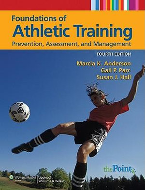 Cover of Foundations of Athletic Training