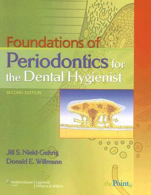 Cover of Foundations of Periodontics for the Dental Hygienist