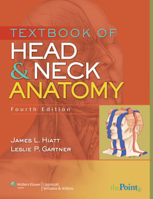 Cover of Textbook of Head and Neck Anatomy
