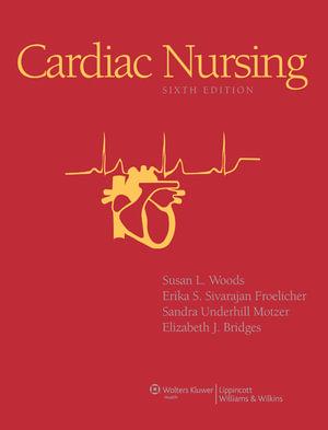 Cover of Cardiac Nursing