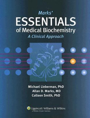 Cover of Mark's Essentials of Medical Biochemistry