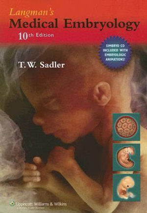 Cover of Langman's Medical Embryology