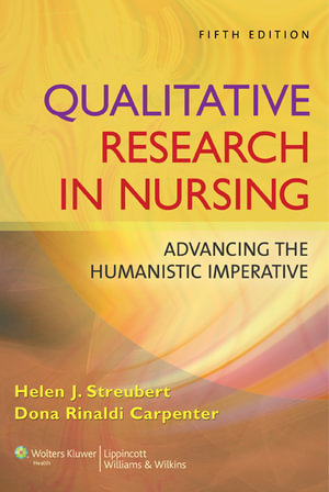 Cover of Qualitative Research in Nursing