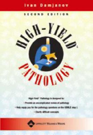 Cover of High-yield Pathology