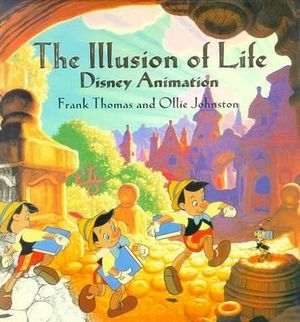 Cover of The illusion of life