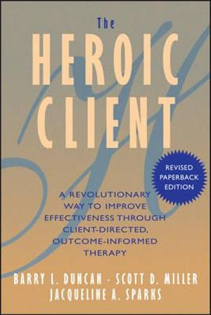 Cover of The heroic client